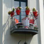 Výzdoba balkonu