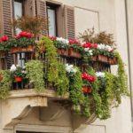 Kované železné balkóny