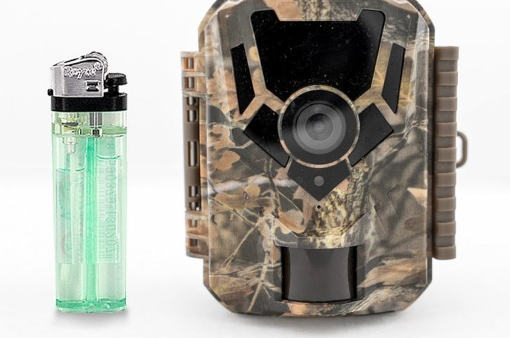 Mini fotopast je efektivní ochranou proti vynalézavým zlodějům
